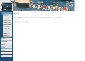 Arduino.fisch.lu thumbnail