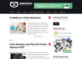 Arduinoportugal.pt thumbnail