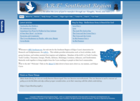 Are-southeast.org thumbnail