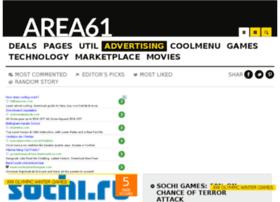 Area61.com.br thumbnail