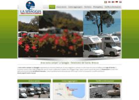 Areacamperlaspiaggia.it thumbnail