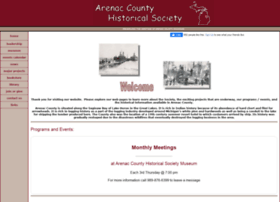 Arenachistory.org thumbnail