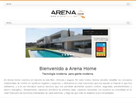 Arenahome.es thumbnail