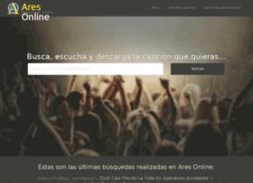 Aresonline.org thumbnail