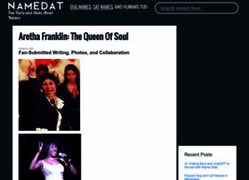 Aretha-franklin.com thumbnail