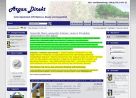 Argan-direkt.de thumbnail