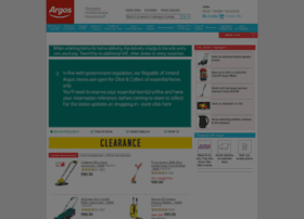 Argos.ie thumbnail