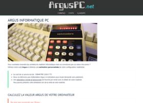 Arguspc.net thumbnail