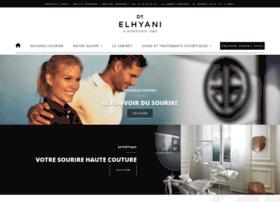 Ari-elhyani-chirurgien-dentiste.fr thumbnail