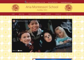 Ariamontessori.net thumbnail