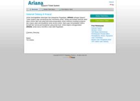 Ariana.pegadaian.co.id thumbnail