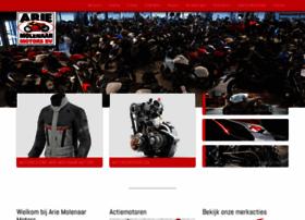 Ariemolenaarmotors.nl thumbnail