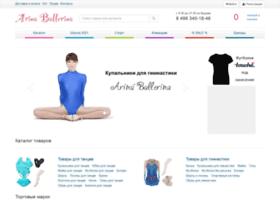 Arinaballerina.ru thumbnail