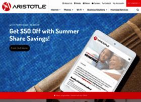 Aristotle.net thumbnail