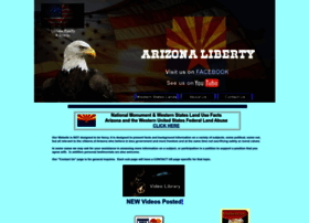 Arizonaliberty.us thumbnail