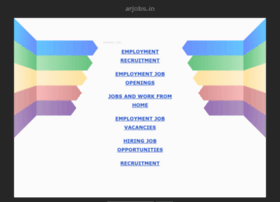 Arjobs In At Wi Best Job Sites In India Jobs For Freshers