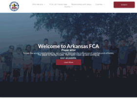 Arkansasfca.org thumbnail