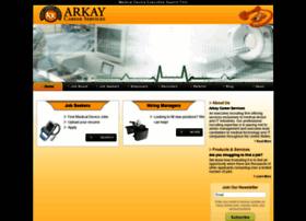 Arkaycareers.com thumbnail