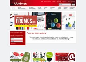 Arkimax.com.co thumbnail