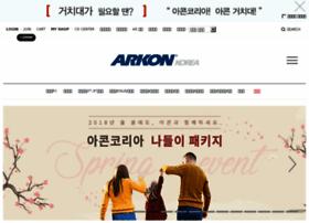 Arkonkorea.co.kr thumbnail