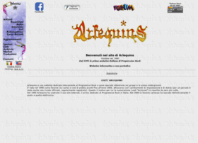 Arlequins.it thumbnail