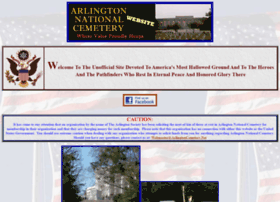 Arlingtoncemetery.net thumbnail
