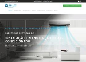Arluxclimatizacao.com.br thumbnail