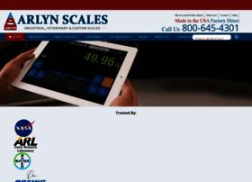 Arlynscales.com thumbnail