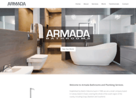 Armadabathrooms.co.uk thumbnail