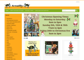Armadillotoys.co.uk thumbnail