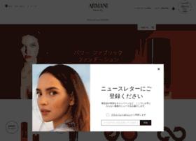 Armanibeauty.jp thumbnail