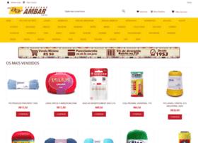 Armarinhoambar.com.br thumbnail