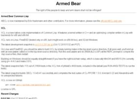 Armedbear.org thumbnail