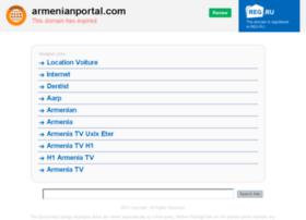 Armenianportal.com thumbnail