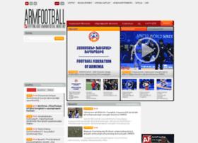 Armfootball.am thumbnail