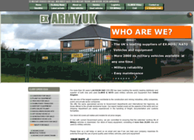 Army-uk.info thumbnail