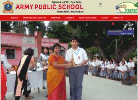 Armypublicschoolalld.org thumbnail