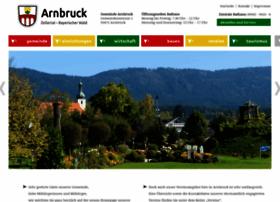 Arnbruck.de thumbnail