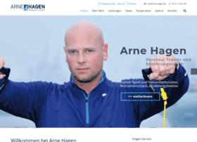 Arne-hagen.de thumbnail