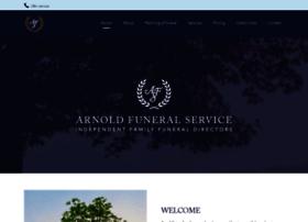 Arnold-funerals.co.uk thumbnail
