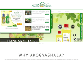 Arogyashala.co.in thumbnail