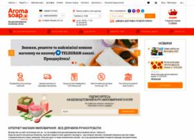 Aromasoap.com.ua thumbnail