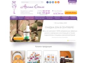 Aromastyle.ru thumbnail