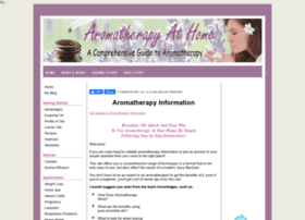 Aromatherapy-at-home.com thumbnail