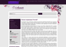 Aromatti.com.ua thumbnail