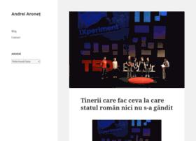 Aronet.ro thumbnail