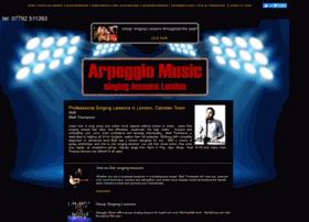 Arpeggiomusic.net thumbnail