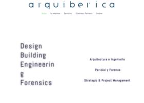 Arquiberica.es thumbnail