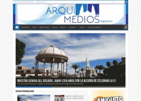 Arquimedios.org.mx thumbnail