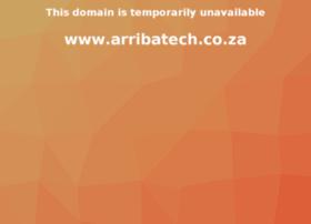 Arribatech.co.za thumbnail